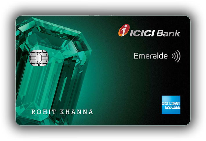 ICICI Bank Emeralde Credit Card - Apply for credit card ...