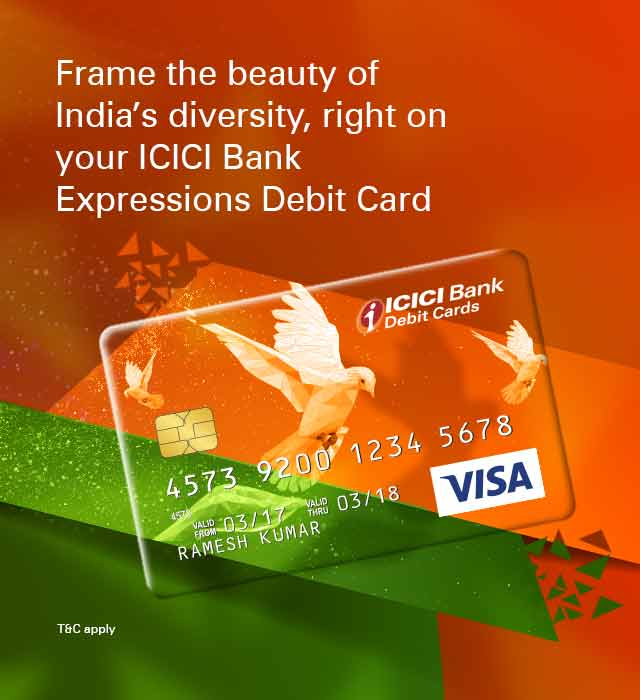 design your own debit card debit card designs icici bank - Cute Prepaid Debit Cards