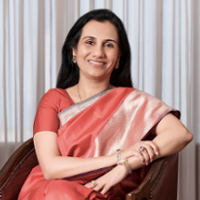 role of chandha kochhar Bakhshi will report to chanda kochhar who will continue in her role as md &  ceo of icici  ceo and md of icici bank chanda kochhar.