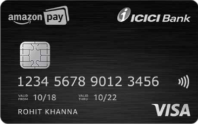 Icici Bank Icici Bank Launches Co Branded Credit Card With Amazon