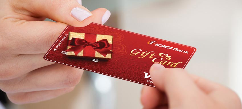 Advantages of Personalised Gift Cards  ICICI Blog