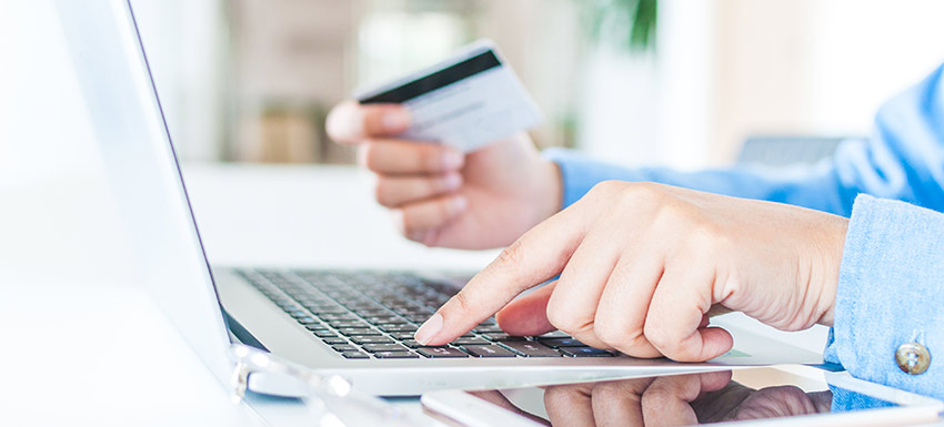 Can I apply for a Credit Card online?