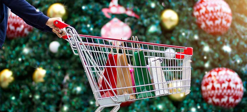 Enjoy shopping this season with festive loans
