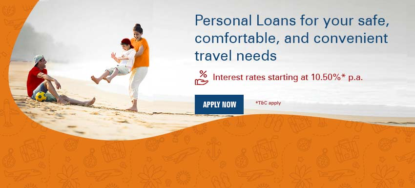 Is a Personal Loan or a Credit Card better for travelling