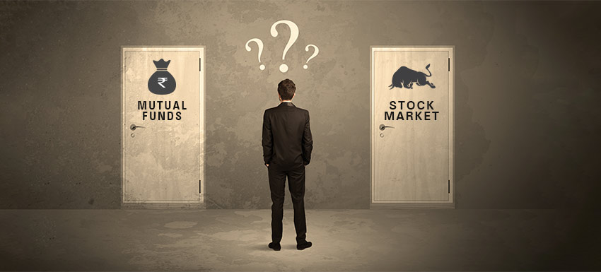 Which is Better to Invest in - Stocks or Mutual Funds?