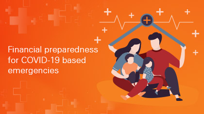 ICICI Bank – Financial Preparedness for COVID-19 based emergencies
