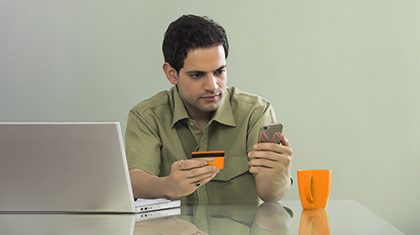 Learn How To Pay Your Credit Card Bill Through iMobile Pay