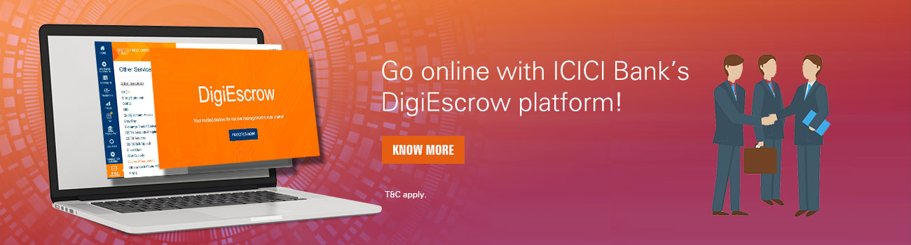 DigiEscrow Banner