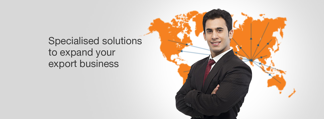Solutions For Exporters