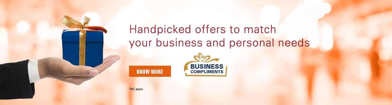 Business Banking - Handpicked offer