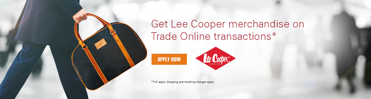 lee cooper pay gst offer