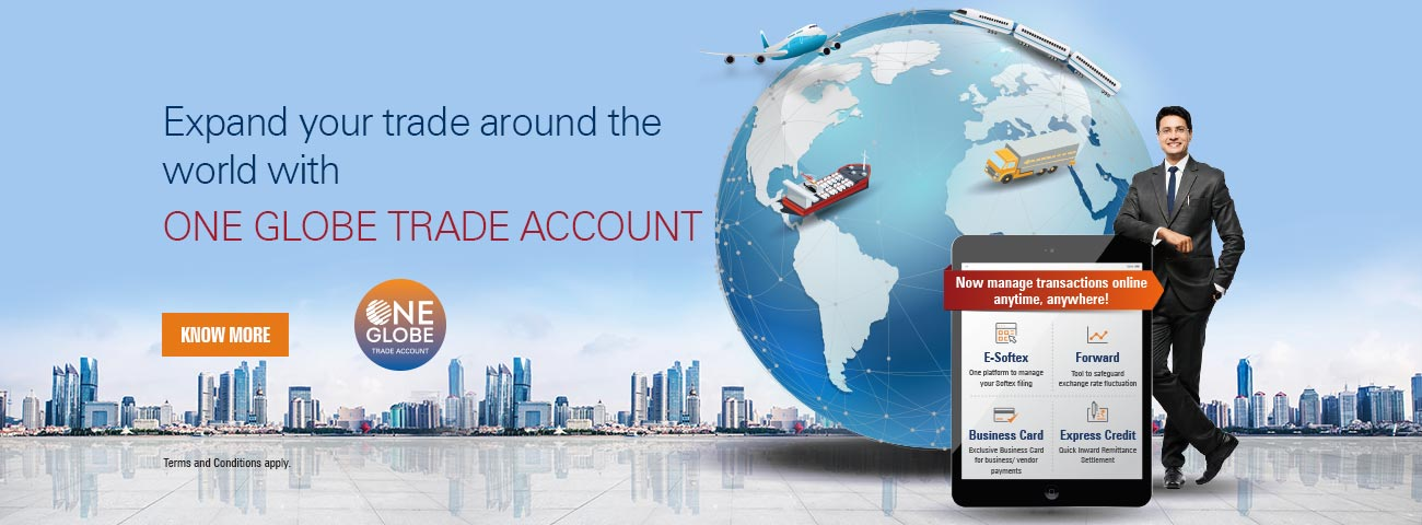 One Globe Trade Account