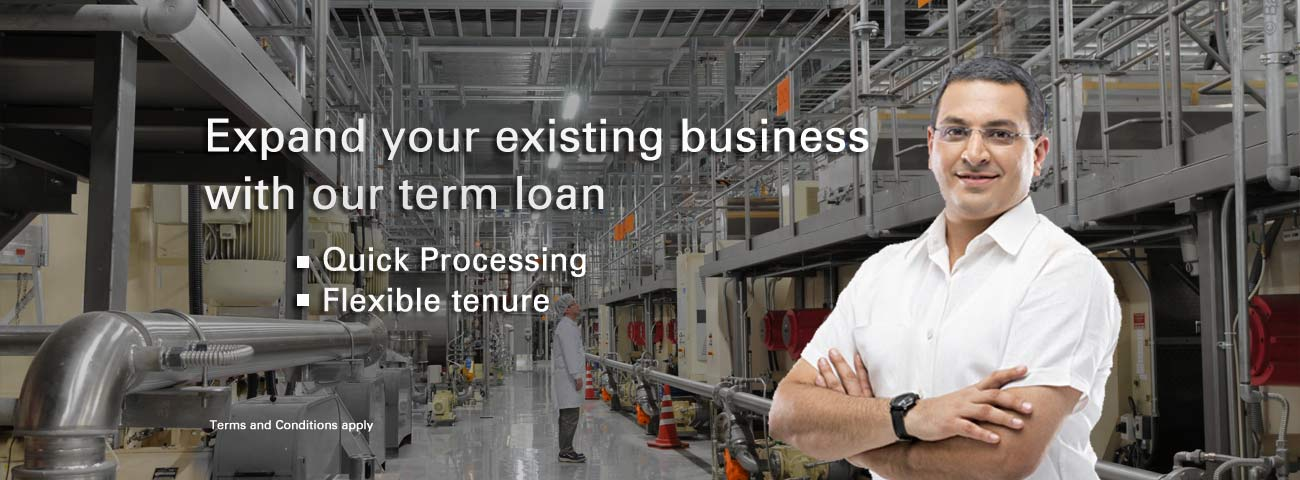 Loans for Business Expansion