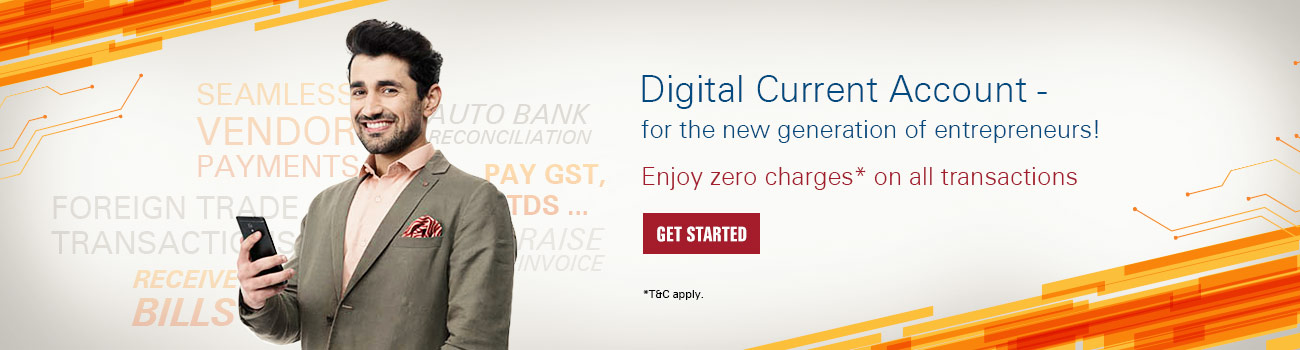 Digital Current Account