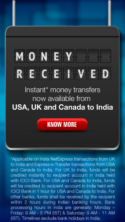 Instant Money Transfer