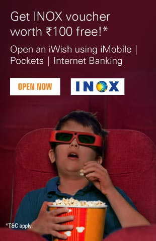 iWish Inox Offer