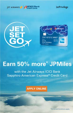 jet airways credit card