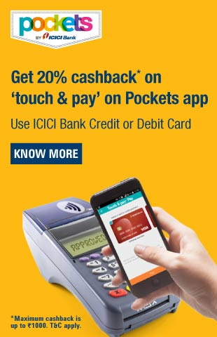 Pockets Touch n Pay