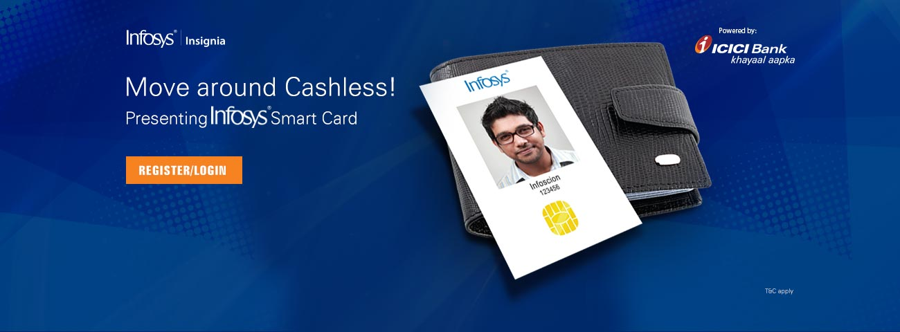 Infosys Smart Card