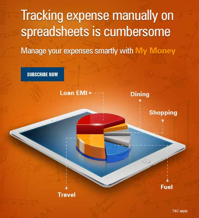 getting started with my money from icici bank