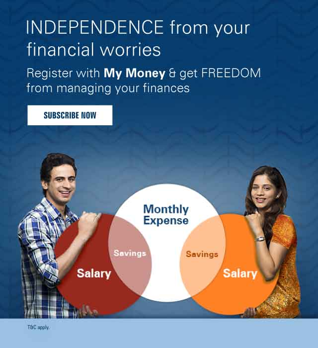 My Money: Your Personal Expense Manager - ICICI Bank