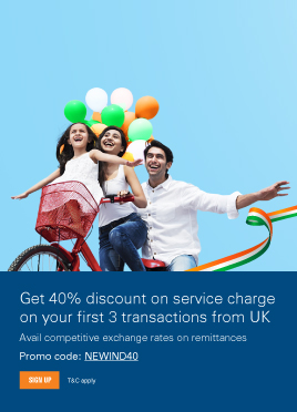 Money Transfer To India From Uk Send