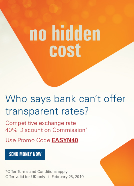 Who says bank can't offer transparent rates?