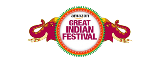 amazon.in - Flat 10% Off on all products