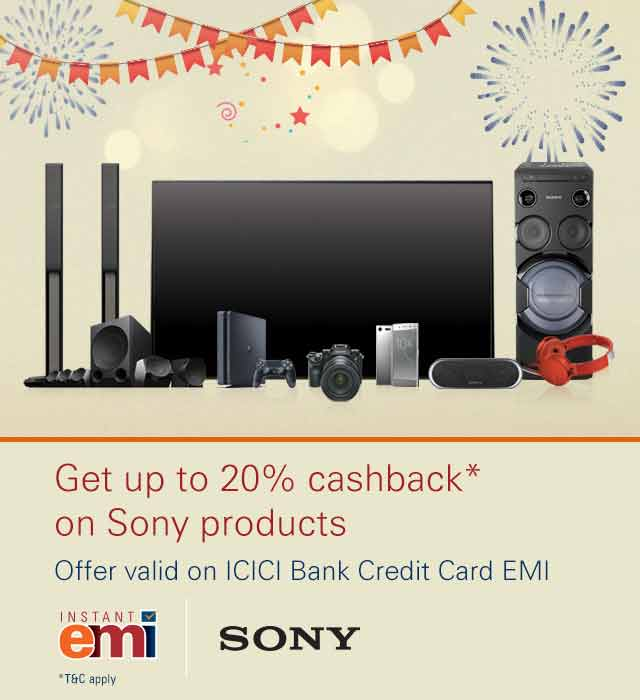 Get 10% cashback up to Rs.6,000