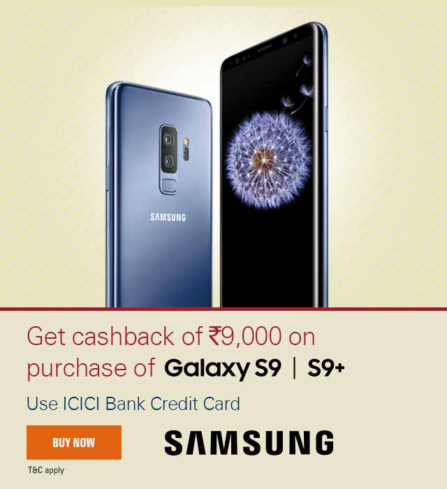 samsung offers s9