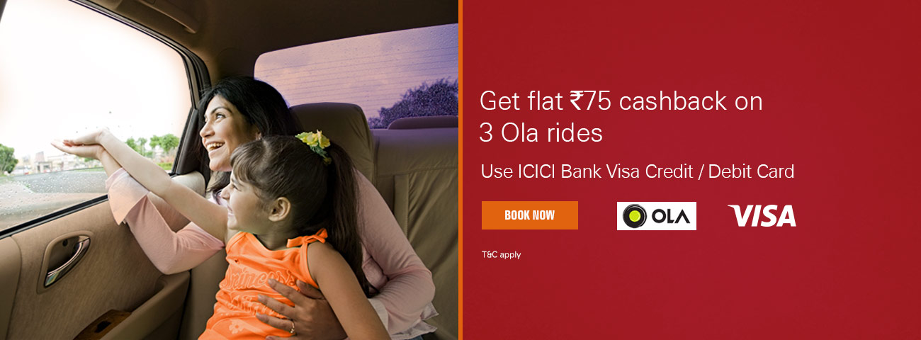 OLA Visa offer