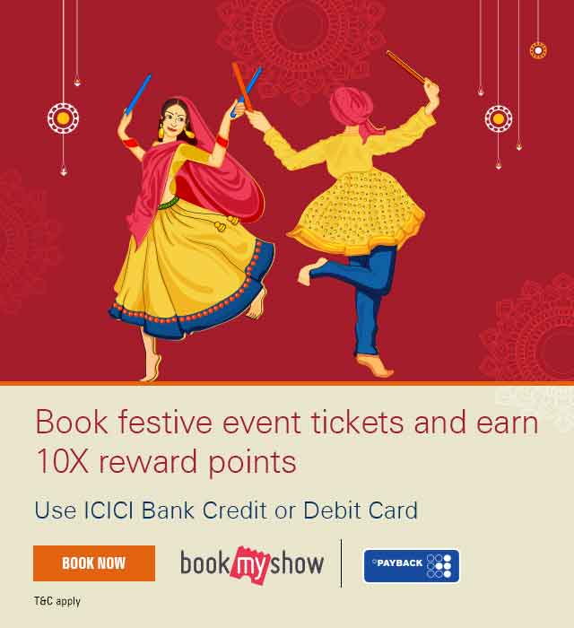 Book Festive Event tickets