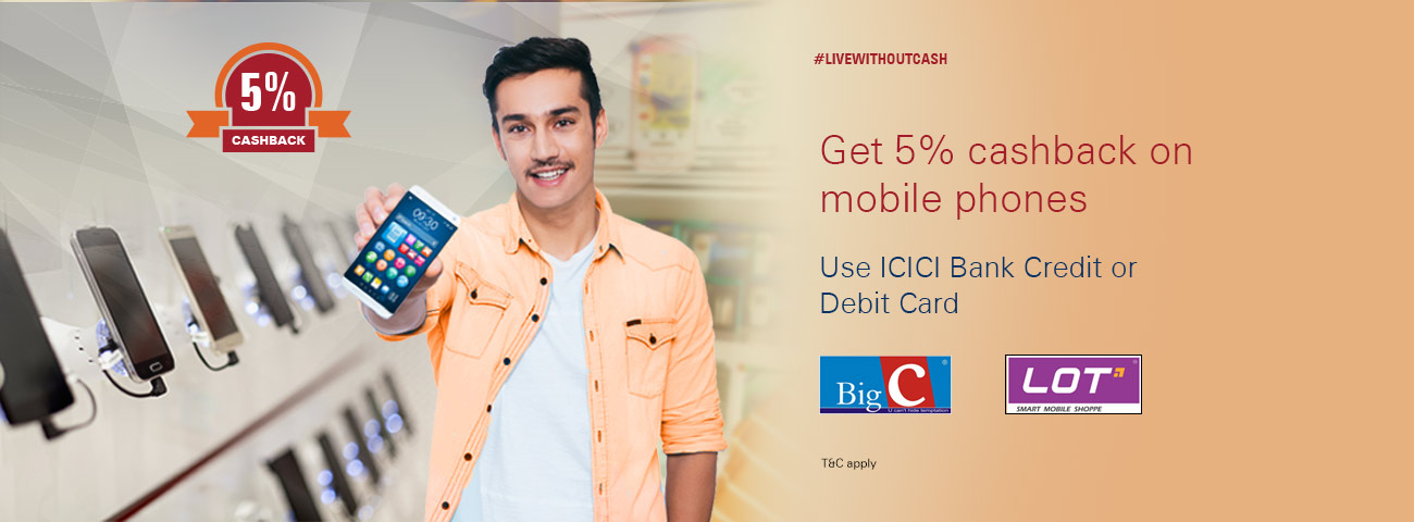 BigC & Lot Mobile Offer