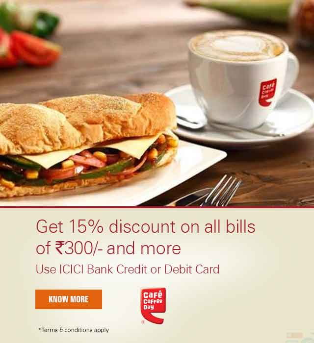 CCD Discount Offer