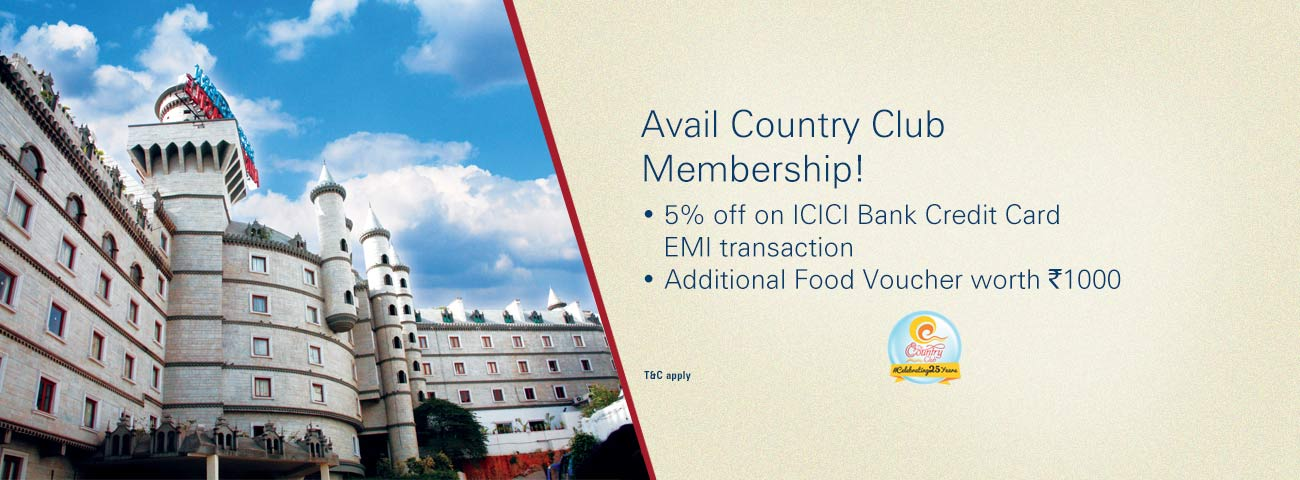 Country Club Offer