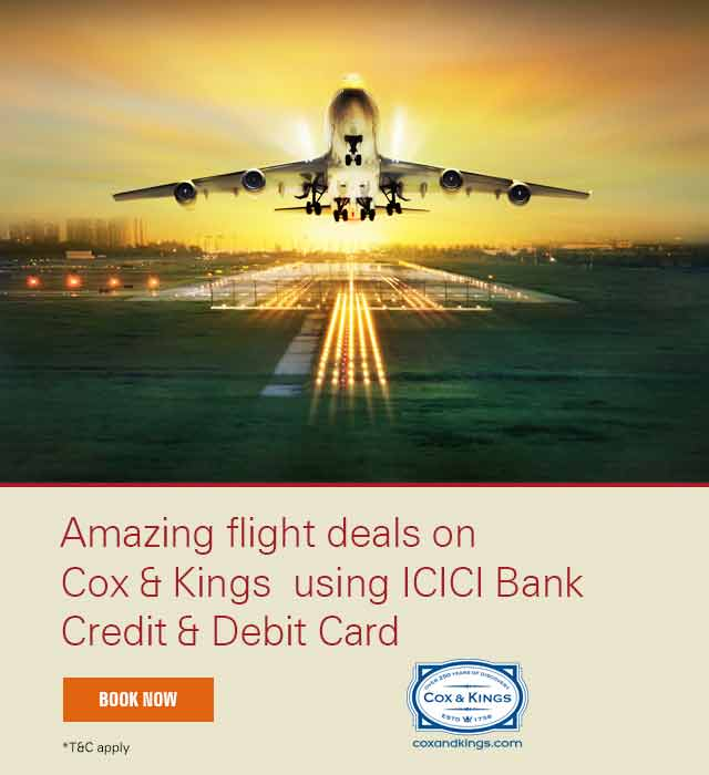Cox & Kings offer