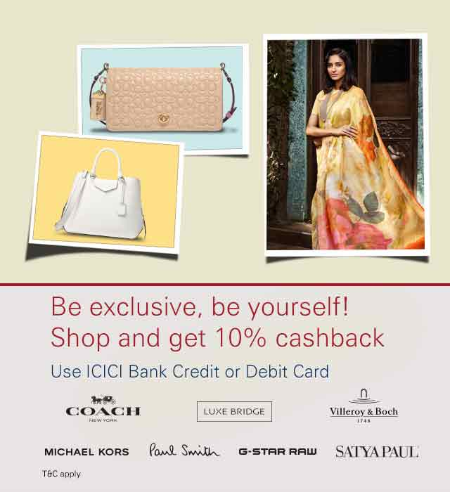 Genesis Luxury Offer ICICI Bank Offer - Create a commercial invoice michael kors outlet online store
