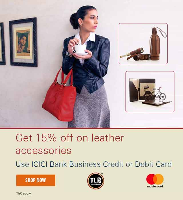 The Leather Boutique offer