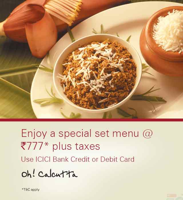 Oh! Calcutta Offer