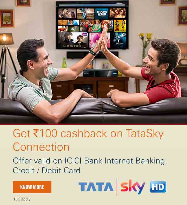 TataSky Offer