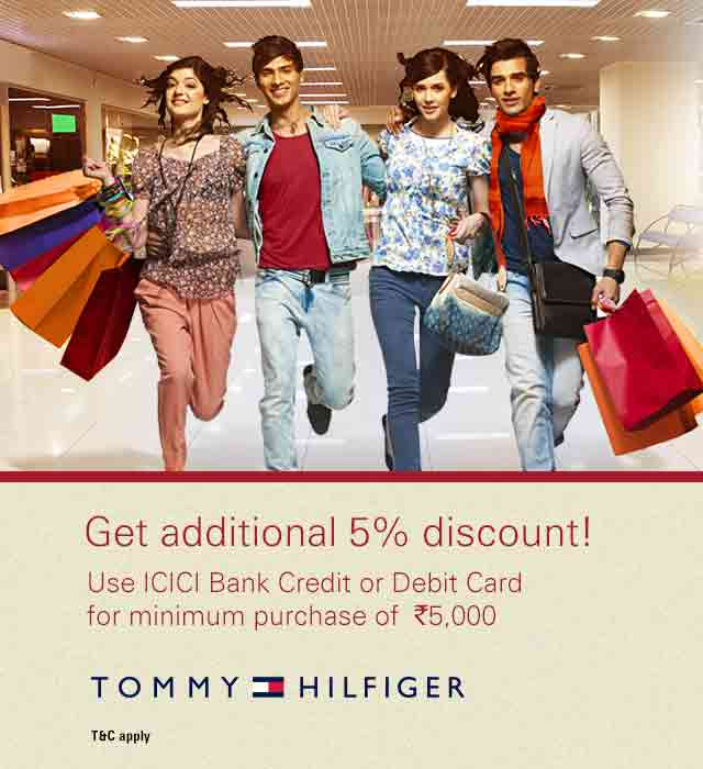 Tommy Hilfiger Offer