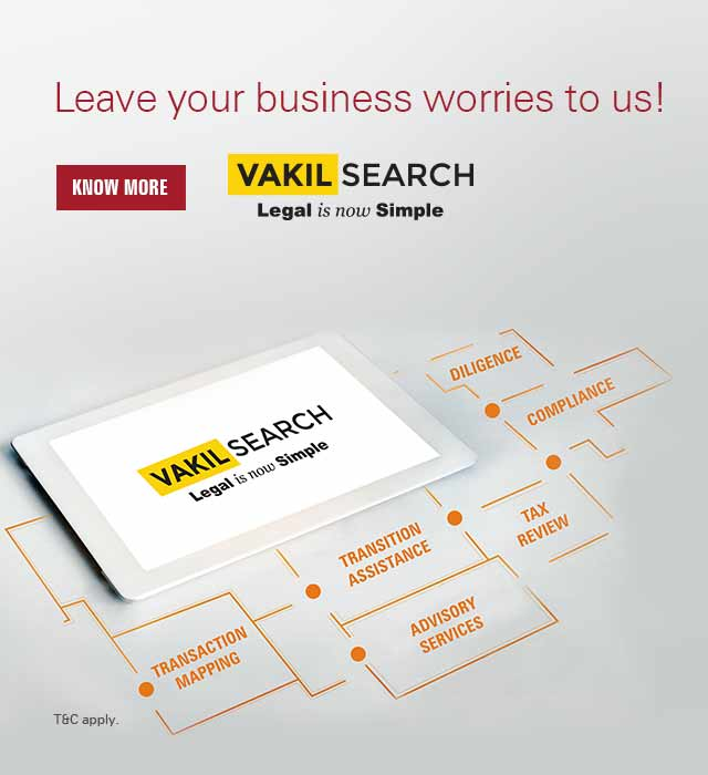 Vakil Search Offer