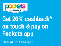 Pockets Touch and Pay