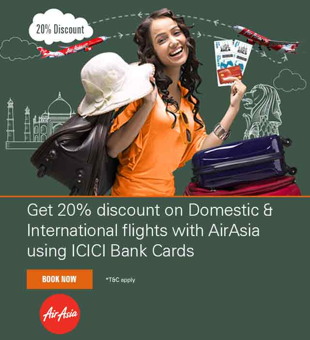 Fnp discount coupon icici