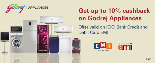 Godrej Interio Furniture Offer Up To 14 Off Icici Bank