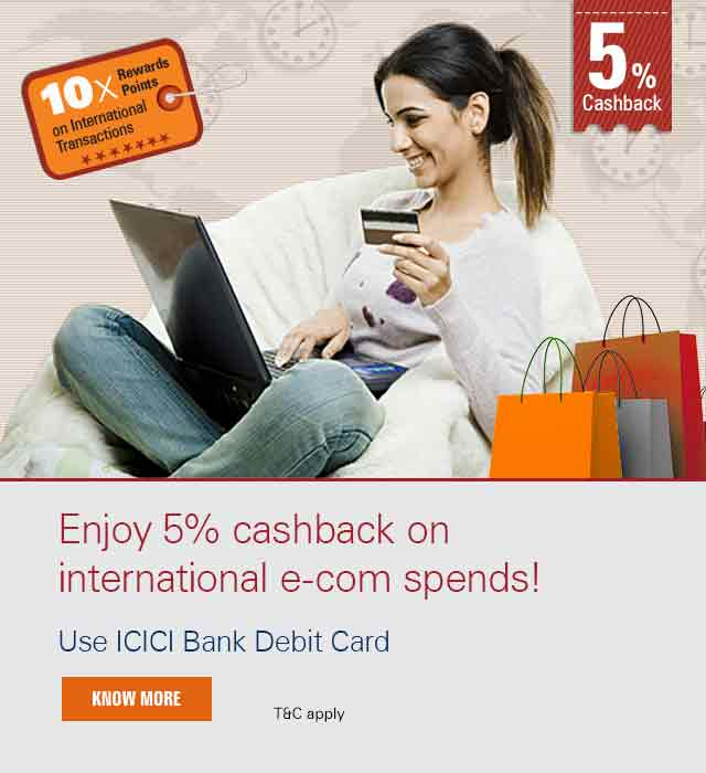 International E-com Campaign Offer