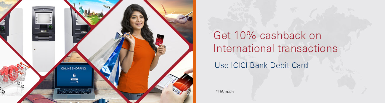 international transactions offers