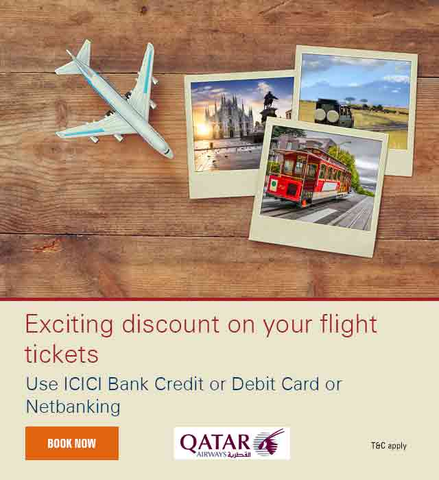 Exciting offers on Qatar Airways