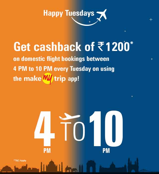 MakeMyTrip Flights Discount Coupons Day by day, the air travel sector is growing by leaps and bounds, especially within India. Tourism, employment, education, politics, business or a visit to relatives; the reasons for people to take flights are many.