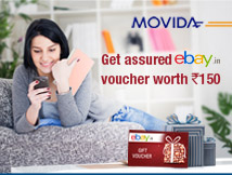 Movida eBay India Offer